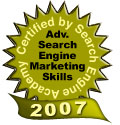 Certified Search Engine Marketer